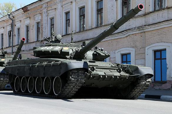 Russia builds new robotic tank invulnerable to mines