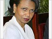 Open letter to Dr. Condoleezza Rice