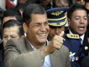 Note on the thwarted coup in Ecuador