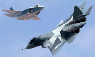 Russian PAK FA vs US Raptor