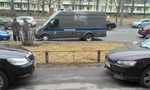 Bomb disarmed in St. Petersburg apartment building