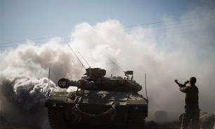Assad blames Israel for waging Syrian war