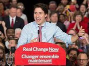 What example can Canada show the world without Harper?
