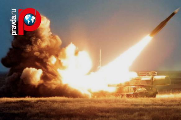 Russian Air Defence drills: Sky is on fire!