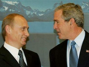 Putin meets Bush at APEC's Summit