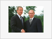 Putin extremely disappointed in Bush after G8 summit