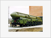 Russia's Iconic Topol-M Launcher To Make Red Square Debut