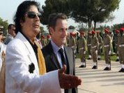 Why Sarkozy went to war in Libya
