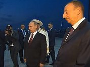 Putin bumps into wall of misunderstanding in Azerbaijan