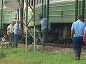 Passenger train from Chechnya's Grozny to Moscow derails because of terrorist act