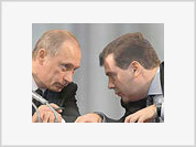 Dmitry Medvedev Comfortable to Work with Putin's Government