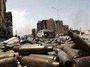 Awkward silence on Libya