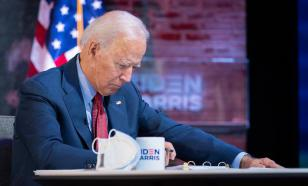 Russia sees Joe Biden as new US president who has one foot in the grave