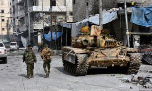 IS fighters definitely ousted from Aleppo