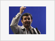 Iran's Ahmadinejad Proud of Angering World's Professional Killers