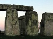 Previously unseen drawings discovered on Stonehenge