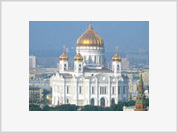 Communists demolished Cathedral of Christ the Savior raised by public subscription