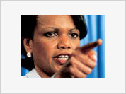 Condoleezza Rice arrives in Moscow hoping to conquer Putin's mind for Bush