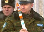 Poor Russian army squanders money