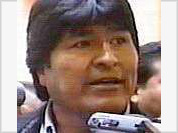 Bolivia: First indigenous president