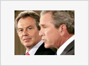 Bush and Blair could face war crimes charges, says International Court