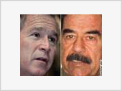 Saddam wins mid-terms in USA