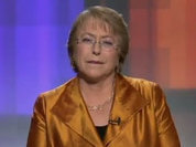 Michelle Bachelet to cause too much headache for USA