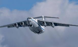 Russia sends 9 planes of specialists to Italy to combat coronavirus