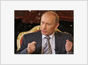 NATO should collapse just like the USSR did, Putin believes