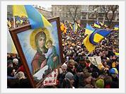 Ukraine: day five. Political crises continues