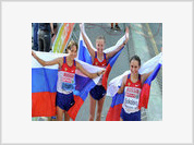 European Athletics Championships: Table-Topping Russia