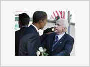 Barack Obama and John McCain spend 3 million dollars a day each