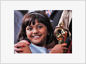 Slumdog Millionaire star child comes packed from her own family priced at 400,000 dollars