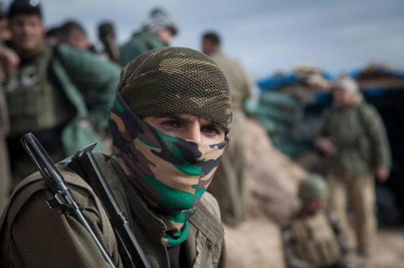 Turkey invades Syria. To destroy whom?