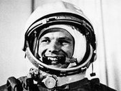 'Astronauts' can not be 'cosmonauts' because first man in space was Russian