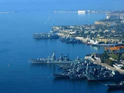 Russia and Ukraine fight over natural gas and Black Sea Navy prices