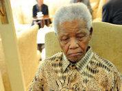 Forgetting Apartheid regime to get piece of Nelson Mandela