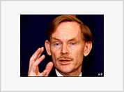 Bush officially nominates Zoellick as new world Bank chief