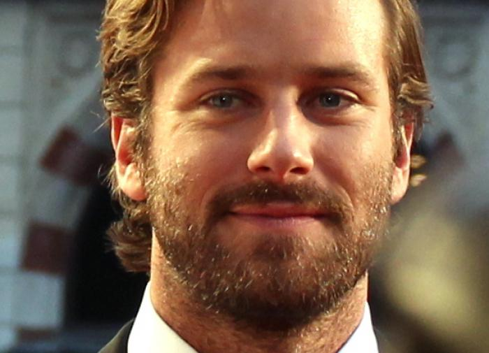 Cannibalistic actor Armie Hammer spotted dining with new girlfriend