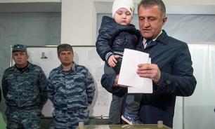 South Ossetia wants to join Russia like Crimea