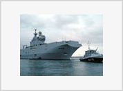France and Spain Fight to Sell Amphibious Warfare Ships to Russia