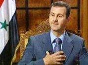 Assad speech