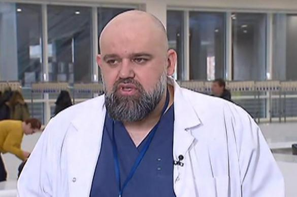 Doctor, who talked to Putin, diagnosed with coronavirus infection