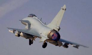 China installs its own aircraft engines on J-10C fighter jets