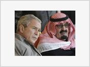 George Bush begs Saudi King for help