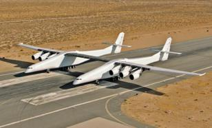 Stratolaunch Systems buries itself and its largest-ever aircraft