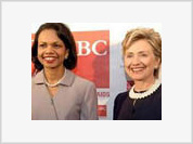 US President 2008: Hillary Clinton or Condoleezza Rice?