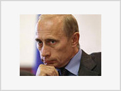 Putin Ranked One of World's Three Most Influential People