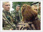 Wife of murdered Chechen policemen killed 4 bandits