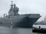 France stains its reputation playing Mistral games with Russia